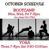 FITNESS CLASSES NORTH END HALIFAX!!!!!!