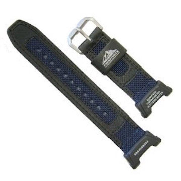 CASIO 10365735 Nylon Fabric Watch Band f/ PRO TREK PAG-240