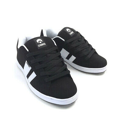 Osiris Skateboard Shoes Loot Black/Black/White ()