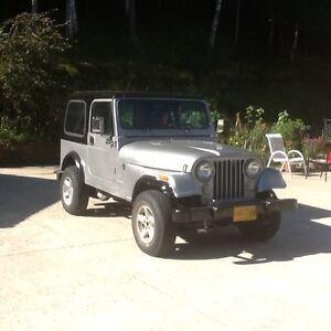 1987 Jeep Wrangler Autre