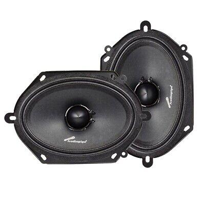 "Audiopipe 6X8"" Mid Range Loud Speaker"