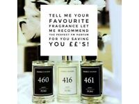 💥 perfume & aftershave