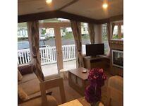 2 & 3 Bedroomed Caravan Hire, £50 deposit, Havens Doniford Bay, sea views & pet friendly options :)