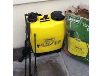 Garden sprayer, knapsack pressure garden sprayer 20 litre