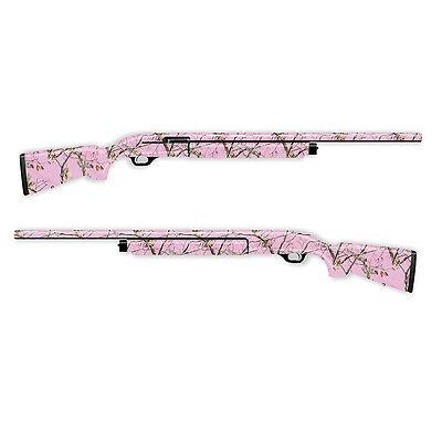 NIB CAMO WRAPS  REALTREE APC PINK CAMO SHOTGUN WATER &FADE RESISTANT KIT (Pink Shotgun)