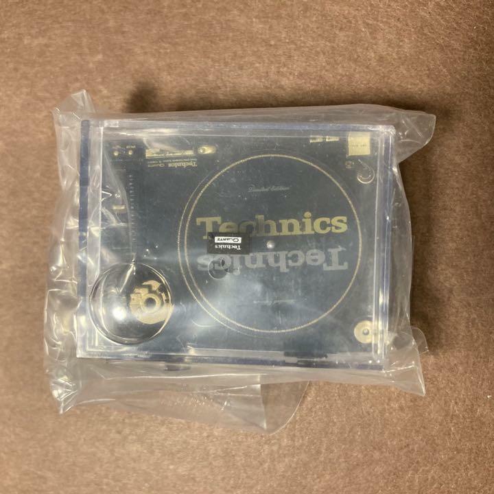 Technics Direct Drive DJ Turntable Miniature Collection Figure SL-1200 NEW JAPAN