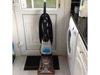 Vax carpet shampoo machine