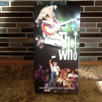 THE WHO cd boxed set