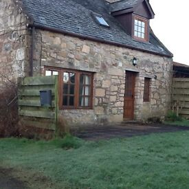 Charming stone-built two bedroom cottage to let shortly.