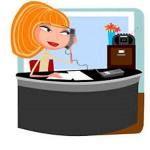 Receptionist for Therapy clinic