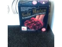 Boxed foot massager new comes withbatteries £3.99