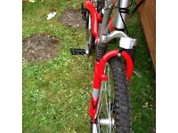 Two mountain bikes good condition for sale
