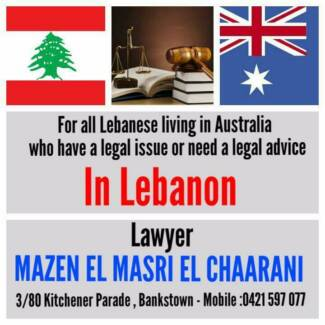 Legal Lebanese Services
