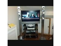 for sale 32inch HD ready panasonic LCDTV TX-32LXD60 2XHDMI 2XSCART Component