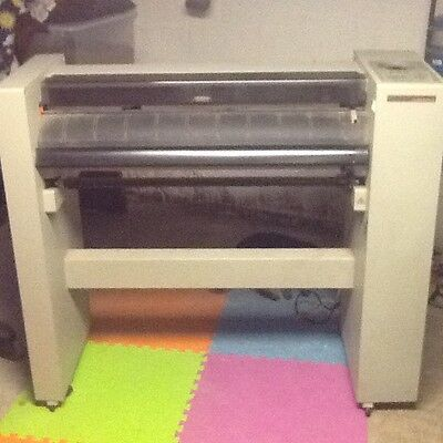 Hp Draftmaster Ii Pen Plotter E Size Down