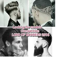 WANTED : MALE MODELS FOR HAIRDRESSING COMPETITION West Perth Perth City Preview