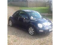VW beetle 2.0 2003