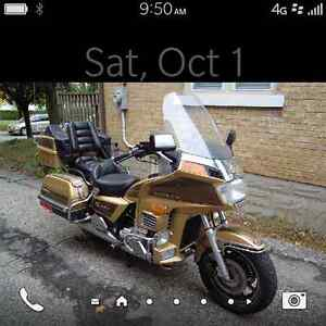 1985 GoldWing LE