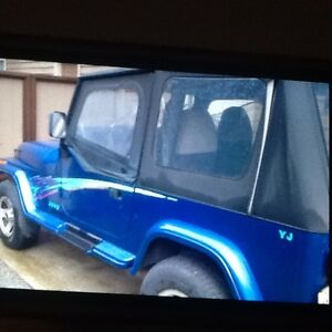 1994 Jeep YJ,  good condition $3000