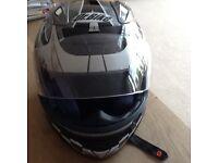 Motorcycle Helmet Medium size Dr Bike brand