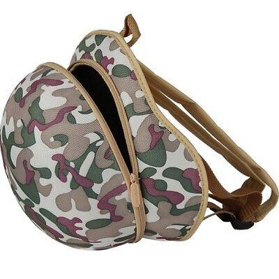 Kinder Armee Rucksack Tarnfarbe Helm Form Jungen Mädchen Schultasche ()