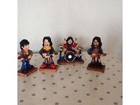 Beatles Figures - Set of 4