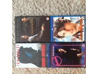4 Tom Cruise DVDs