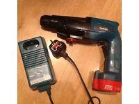 Makita HR160D Hammer Drill.
