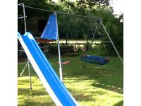 TP Swingset/slide *SOLD*