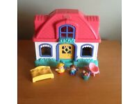 Fisher Price Little People Sounds Dolls House