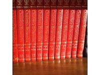 Children's Britannia encyclopaedias, readers digest etc