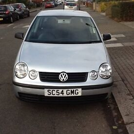 VW Polo E 5-door hatchback petrol 1.2CC