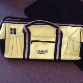 BRAND NEW DRAPER TOOL BAG-HI VIS-NOW REDUCED!!