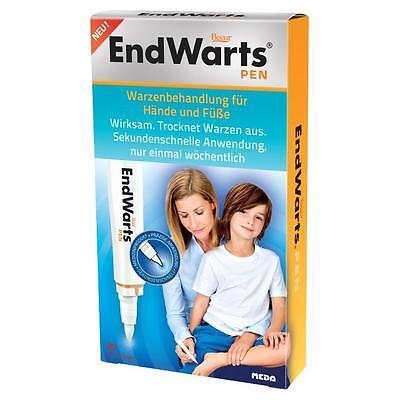 ENDWARTS Pen Stift 3ml bei Warzen Warzenbehandlung 1x pro Woche  PZN 10982978