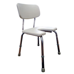 Perineal Bath Seat with Back - NEW