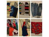 12 - 18 month boys clothes bundle