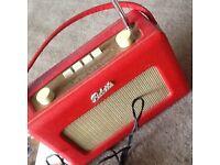 Red Roberts radio