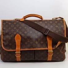 Louis Vuitton Vintage Monogram Sac Kleber Travel Bag Surry Hills Inner Sydney Preview