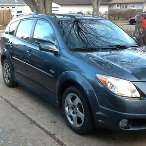 2007 Pontiac Vibe Hatchback
