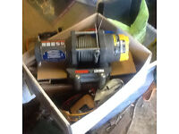 Quad / ATV 12Volt Winch