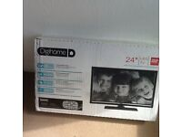 Digihome 24inch LED TV with built in freeview and Dvd player