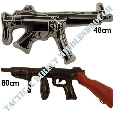 Armee Aufblasbar Spielzeug Maschine Pistole Tommy Jungen Party - Aufblasbare Pistole