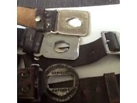 Guide girls and scouts boy belts
