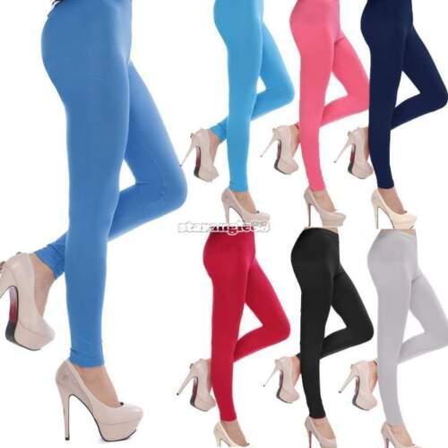 Skinny Leggings Pantacollant pantaloni fitness pant sport leggins donna Trousers