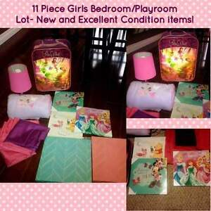 Girls Bedroom Lot