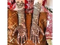 Pro Henna Mehndi Artist