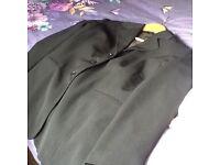 Ladies black jacket mint condition