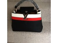 Louis Vuitton leather handbag Brand new+dust bag