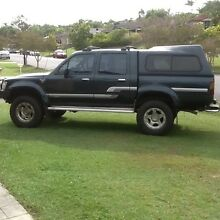 1996 Toyota Hilux Ute Arundel Gold Coast City Preview