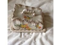 Vintage cheese dish